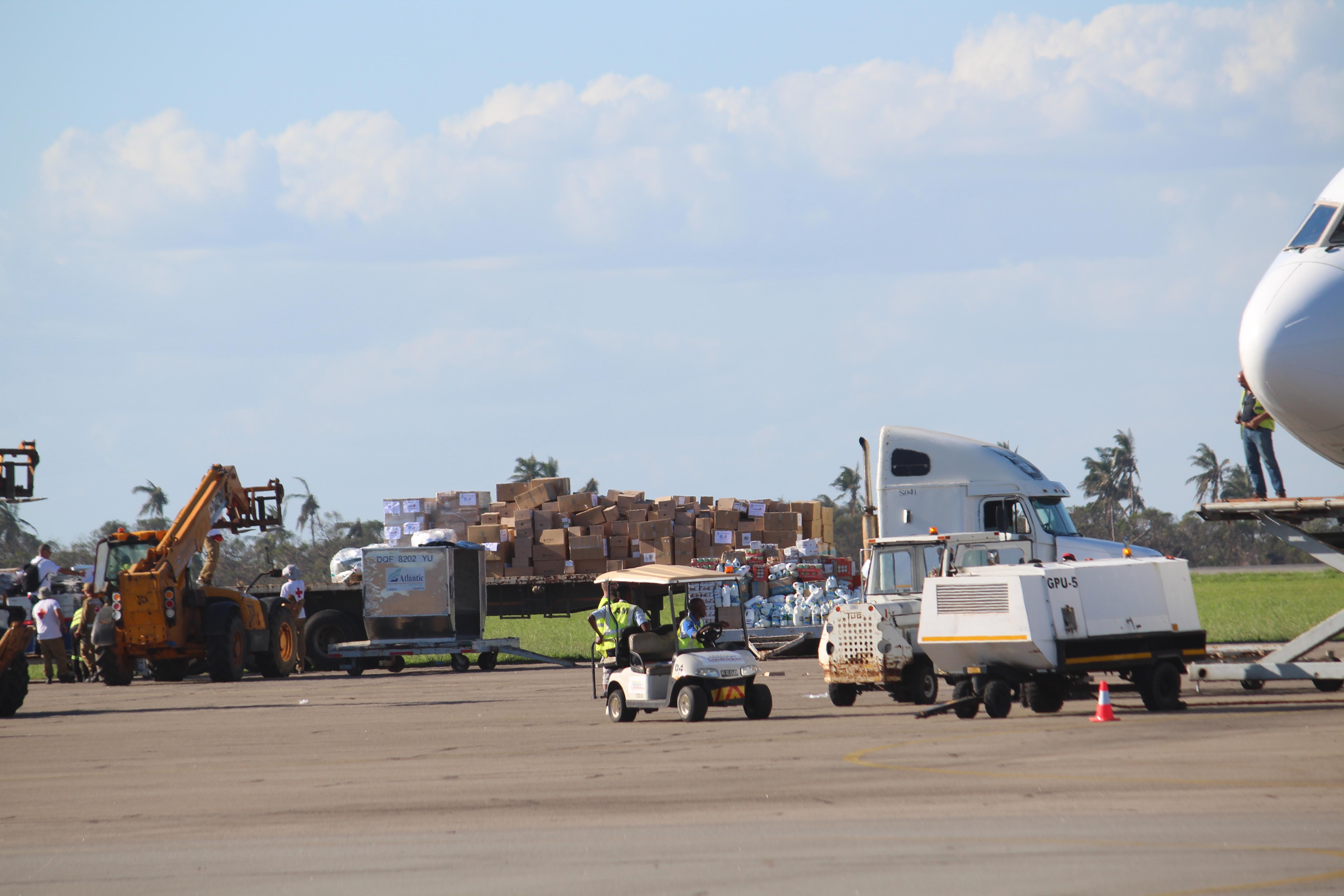 Milhões de Dólares Americanos das Nações Unidas não chegam às aldeias que lutam para sobreviver em Moçambique