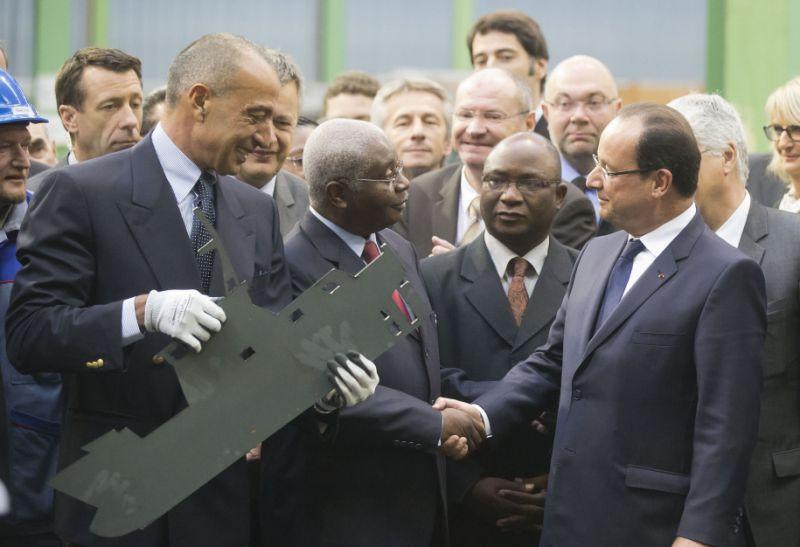 Arms deal, Iskandar Safa e a zanga dos 'gringos'