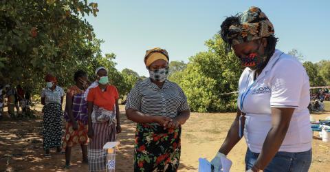 Moçambique chega ao primeiro ano da pandemia com 600 mortes